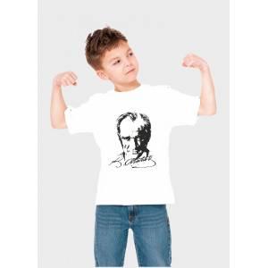 çocuk tişört baskı