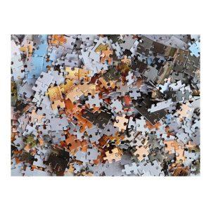 1000 parça puzzle baskı